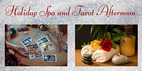 Holiday Spa and Tarot Afternoon tickets