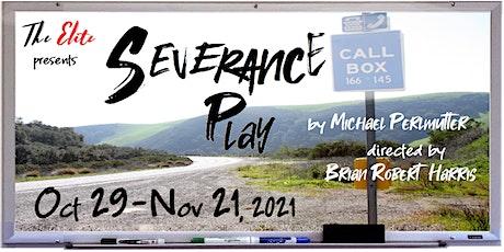 Severance Play tickets