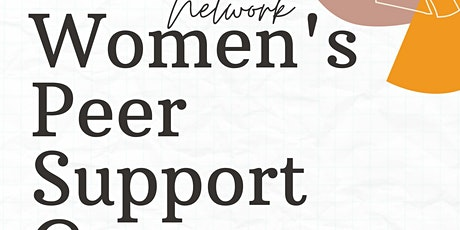 Women's Peer Support Group tickets