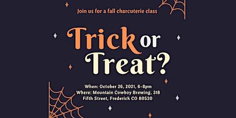 Halloween Charcuterie Class tickets