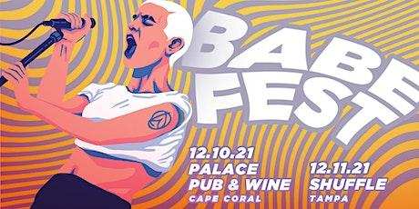 LYR's Babefest 2021 - Tampa tickets
