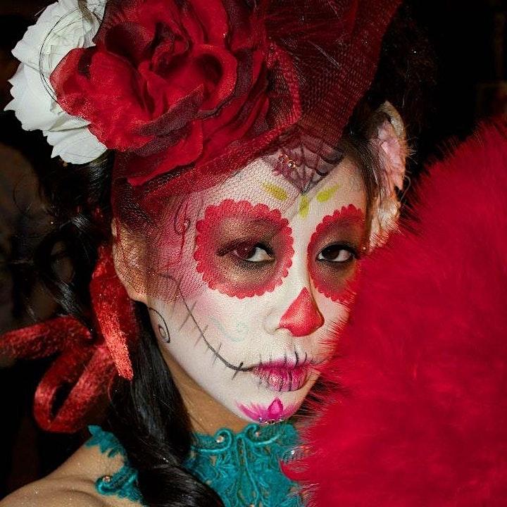 Sugar Skull Makeup Workshop image