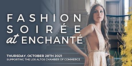 Fashion Soirée in Downtown Los Altos tickets