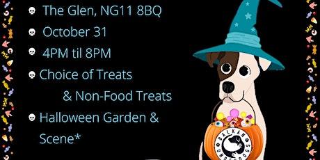 Halloween Garden tickets