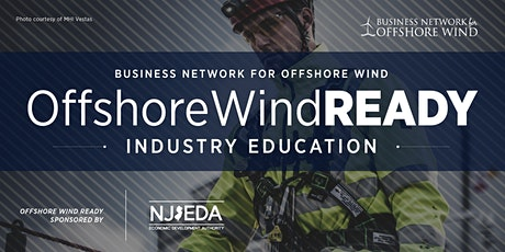 Offshore Wind Ready: New Jersey tickets