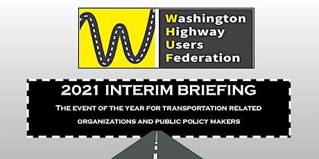 2021 WHUF Interim Briefing tickets