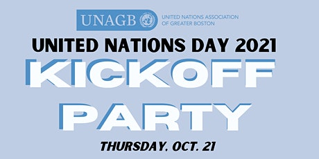 UN Day Kickoff Party: Celebrating Youth in Action tickets