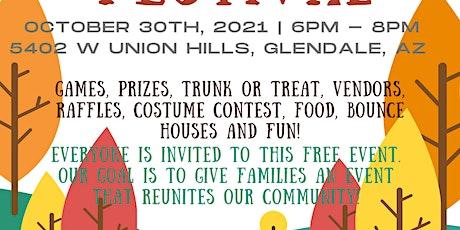 Free Community Fall Festival tickets