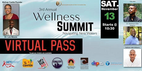 Navigating New Waters: Virtual Wellness Summit from Brothers of the Desert tickets