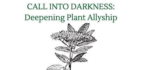 Call into Darkness: Deepening Plant Allyship tickets