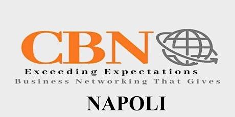CBN Napoli - on line - Creazione Reti d'Imprese biglietti