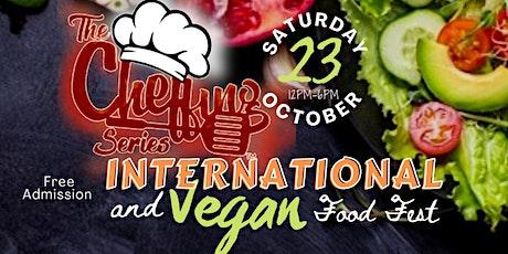 International and Vegan Food Fest tickets