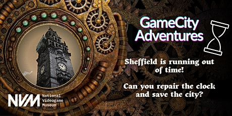 GameCity Adventures - Free Adventure Trail across Sheffield City Centre tickets