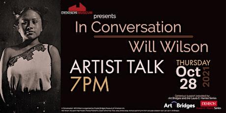 Will Wilson Artist Talk | Denison Museum tickets