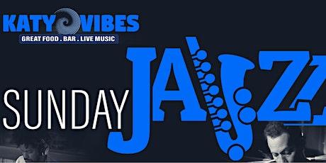 Sunday Jazz at Katy Vibes! tickets