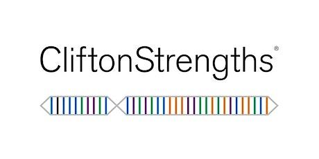 Nov 12th - Clifton Strengths Workshop tickets