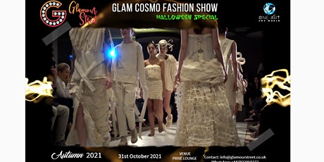 Glam Cosmo Fashion Show - Halloween Special tickets