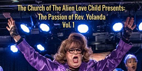 The Church of The Alien Love Child EP, Vol 1, Release and Listening Party tickets
