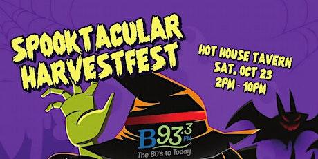 Spooktacular Harvest Fest tickets