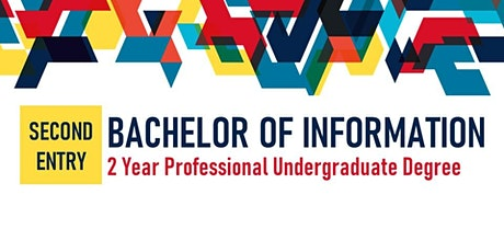 Bachelor of Information (BI) Program Webinar tickets
