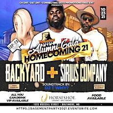 Morgan State Alumni Gala - Backyard & Sirius Company with DJ TWHY? tickets