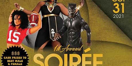 Alliance Group Soiree Costume Day Party - Costume Contest, Concert & Dance tickets