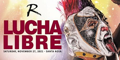 Pro Wrestling Revolution - Santa Rosa,  November 2 tickets
