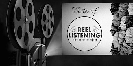 Taste of REEL Listening tickets