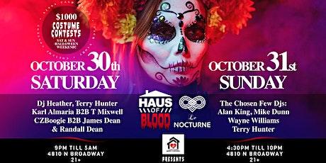 Halloween Parties. $1,000 Costume Contest w Chosen Few Djs, Dj Heather&More tickets