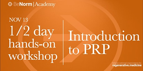 WORKSHOP | Introduction to PRP tickets