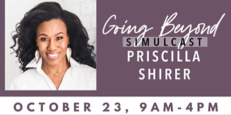 Going Beyond Women's Conference with Priscilla Schier tickets