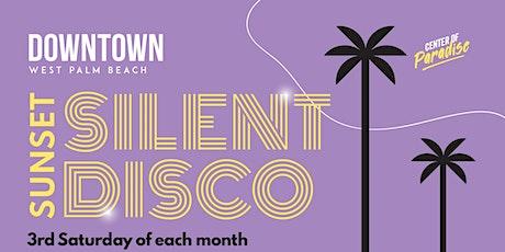 Sunset Silent Disco tickets