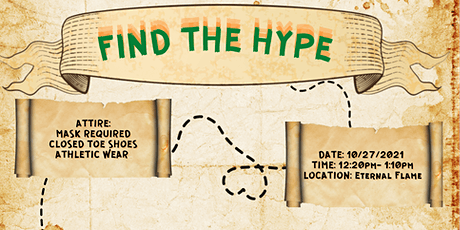 Find The Hype tickets