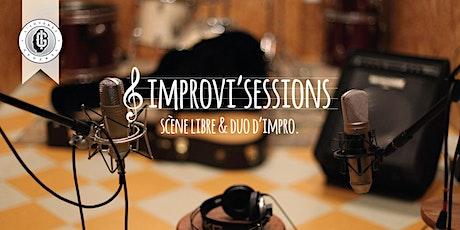 Improvi'session - Moment d'improvisation musicale! billets