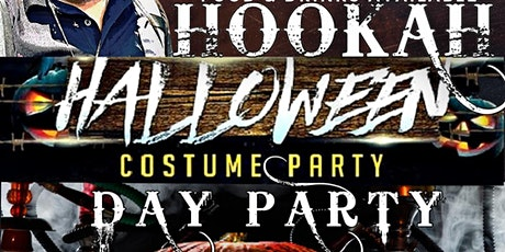 Hook X Spook - Hookah Halloween- Costume Day Party tickets