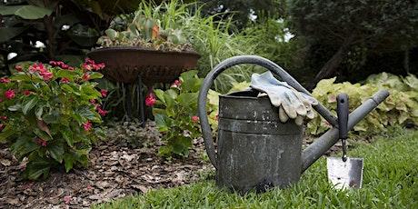 Garden FUN Fest: A day of make & takes, rain barrels, & garden tours! entradas