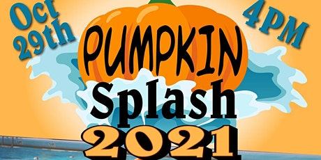 Pumpkin Splash tickets