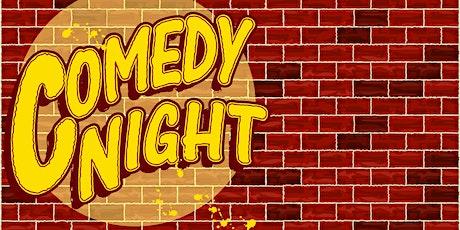Comedy Tropicana Casino. 10pm shows day.Mon,Tues, & Sun. Ac Jokes tickets