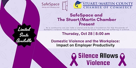 Domestic Violence and the Workplace:  Impact on Employer Productivity tickets