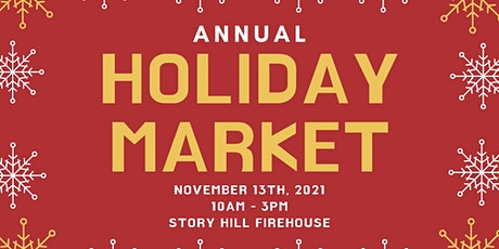 Holiday Market at Story Hill FireHouse tickets