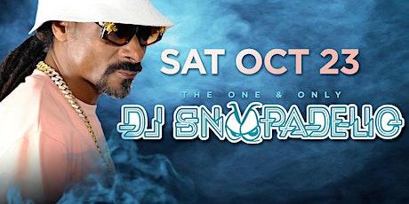 DJ SNOOPADELIC tickets