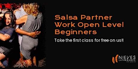 New Beginner Salsa Class (Trial Class) tickets