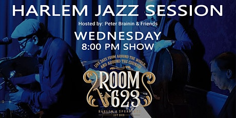 The Harlem Jazz Session w/Peter Brainin & Friends tickets