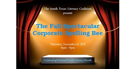 Fall Spectacular Corporate Spelling Bee tickets