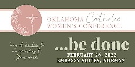 2022 Oklahoma Catholic Women's Conference tickets