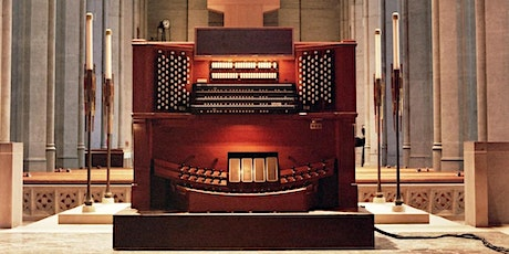 Organ Recital at Grace Cathedral: Rodney Gehrke In Person & Online tickets