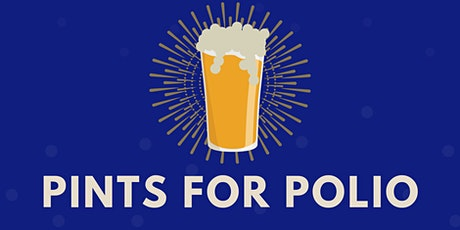 Pints for Polio 2021 tickets