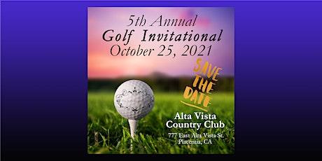 Yuli's 5th Annual Golf Tournament tickets