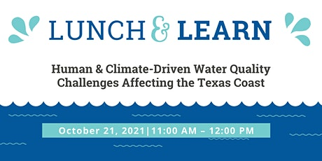 October Lunch & Learn with Clean Coast Texas tickets