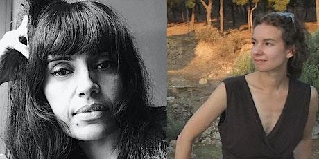 Monday Poets: Sham-e-Ali & Vasiliki Katsarou tickets